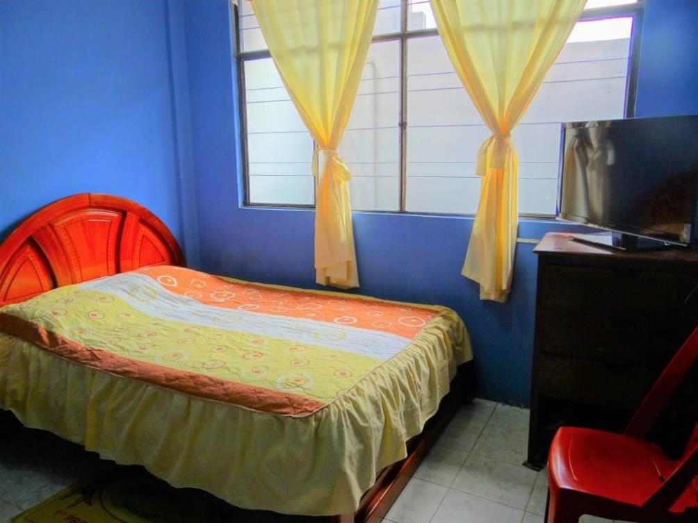 hostel in tena ecuador